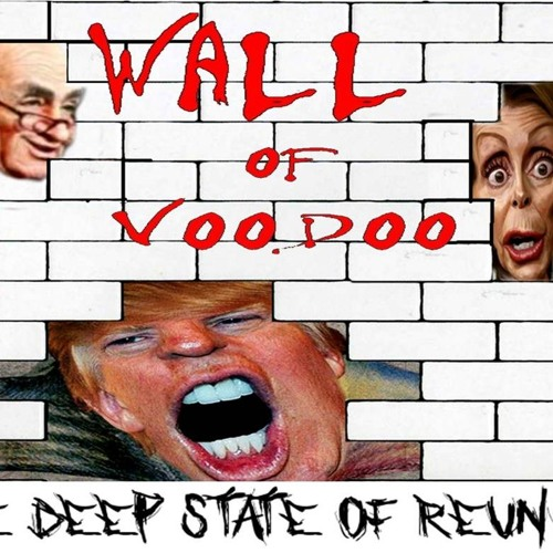 'WALL OF VOODOO – THE DEEP STATE OF REUNION – February 5, 2019