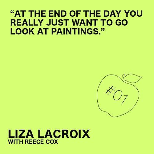 Liza Lacroix - 13 November 2018