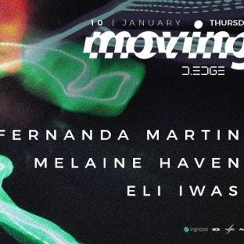 Techno: Fernanda Martins @ Moving D-Edge - São Paulo BRA JAN/2019