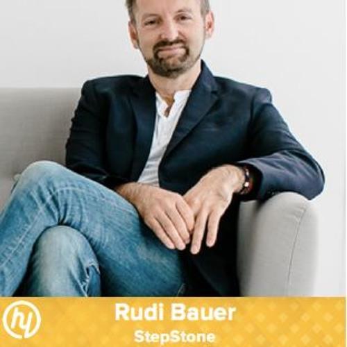 #29 mit Rudi Bauer, Chief Evangelist bei StepStone Continental Europe
