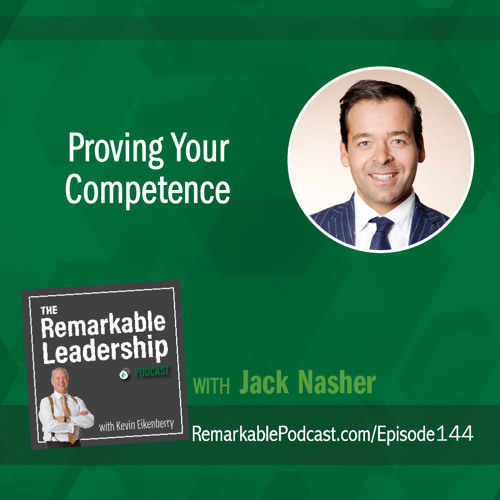 Proving Your Competence with Jack Nasher