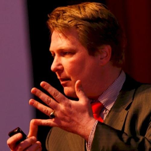 TrendStrateeg Richard Lamb, TrendWatcher.com met visie op de moderne arbeidsmarkt