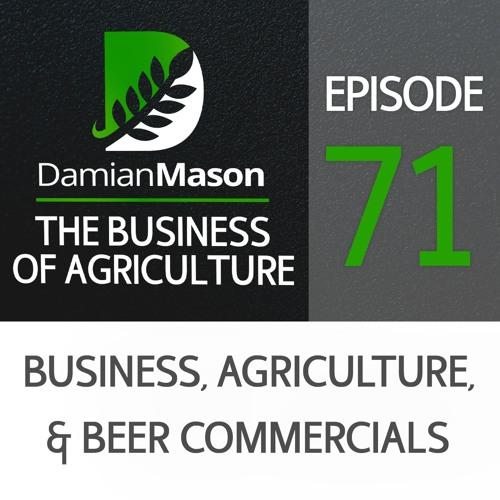 71 - Business, Agriculture, And Beer Commercials