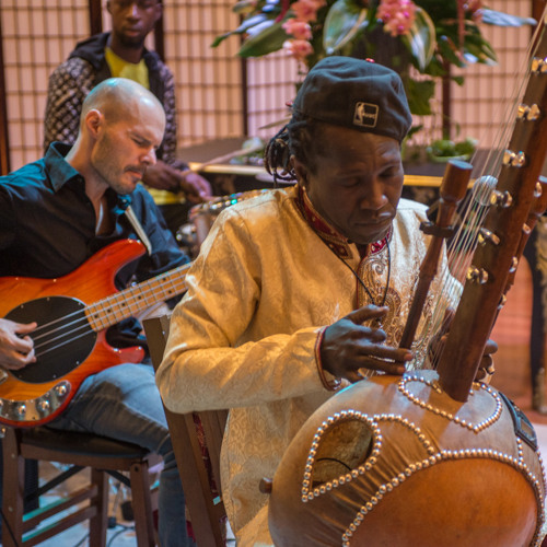 Mande Meets Mbalax in Dakar