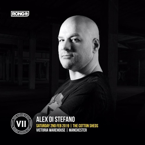 Alex Di Stefano - Live From VII @ Vic Wharehouse - Manchester, UK - 02/02/2019