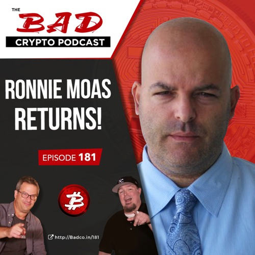 ronnie moas cryptocurrency