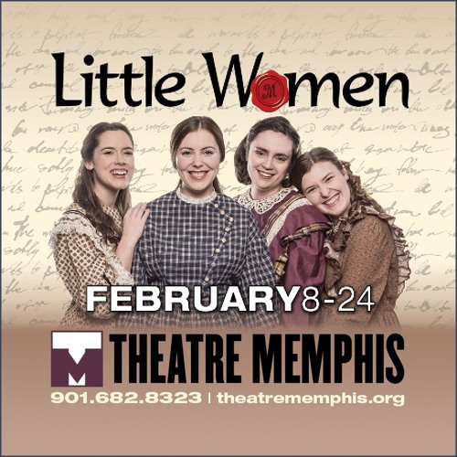 Theatre Memphis - Little Women