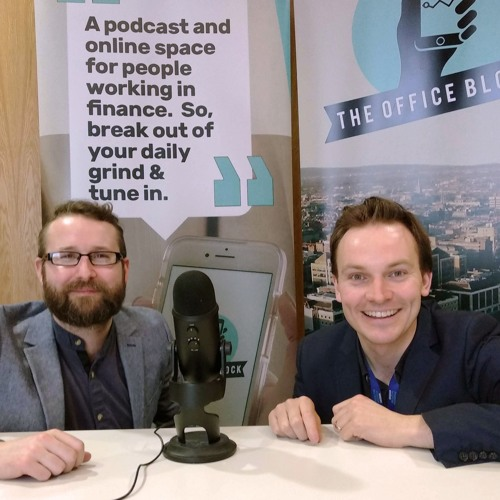"""Epsiode 7: """"The Finance Workers Survey With Gar Murphy."""""""
