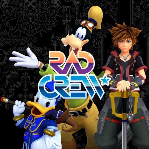 Rad Crew S1705: Kingdom Hearts 3 og pre-order helvete