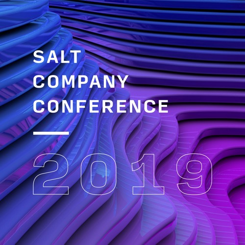 Salt Company Conference 2019: Session 2 | Rechab Gray