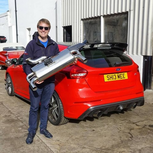 Ford Focus Rs Varex Xforce Exhaust Sound By Shmee150 On Soundcloud