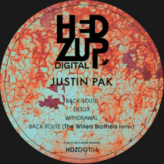 PREMIERE: Justin Pak - Back Route (The Willers Brothers Remix)