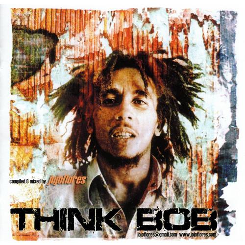 Think Bob Marley Pt. 2 by jojoflores