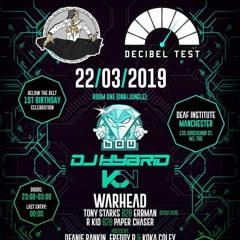 Deep 140 Mix_DJ Competition