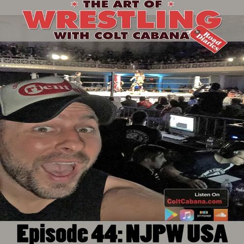 44. NJPW USA