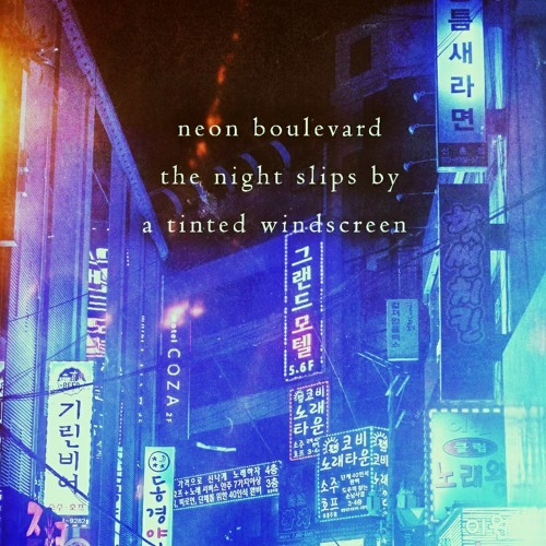 [naviarhaiku266] Neon Night