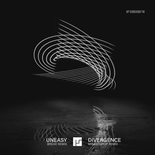 Mefjus - Uneasy (Break Remix) / Divergence (Misanthrop Remix)
