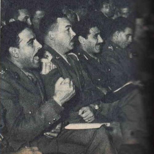 الوطن (مصر التي في خاطري) سينما ريفولي ٧ يناير ١٩٥٤