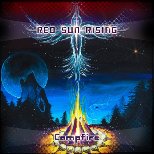 Red Sun Rising - Moontrap (feat. Anna Klebus)
