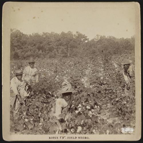"Royce da 5'9""  - ""Field Negro"" (explicit)"