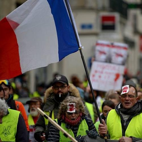 Parlamento francês aprova projeto de lei que pretende restringir manifestações