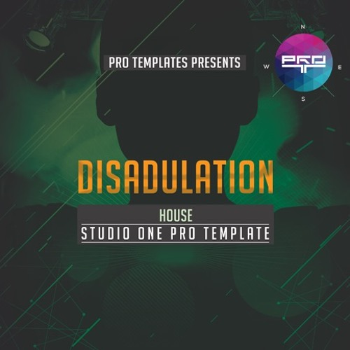 Disadulation Studio One Pro Template