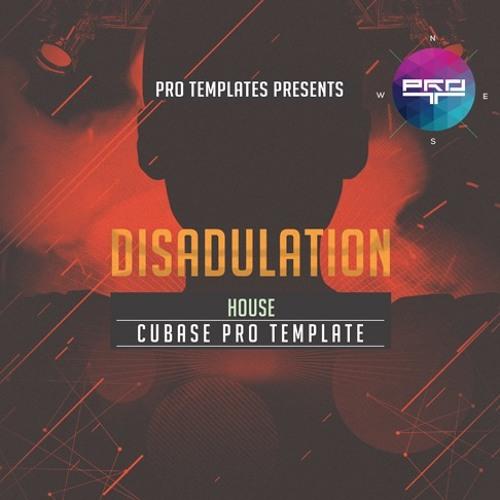Disadulation Cubase Pro Template