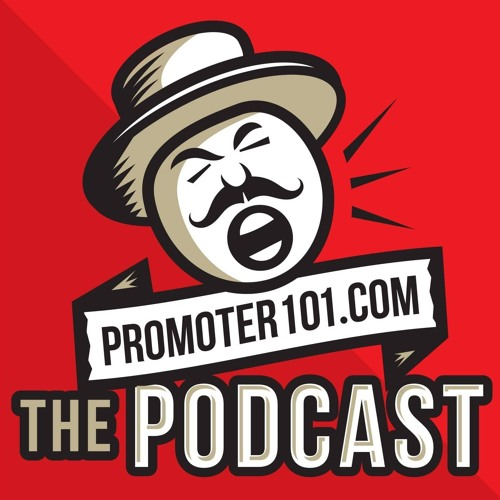 Promoter 101 # 123 - Live Nation's Geoff Gordon Live Recording from University of the Arts