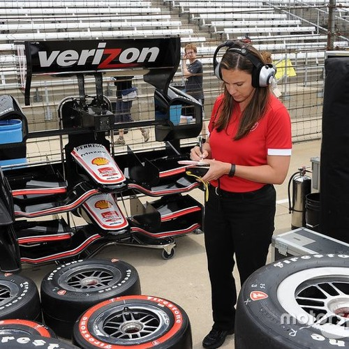 Chief Engineer Cara Adams:   Bridgestone to Build New Race Tire Plant