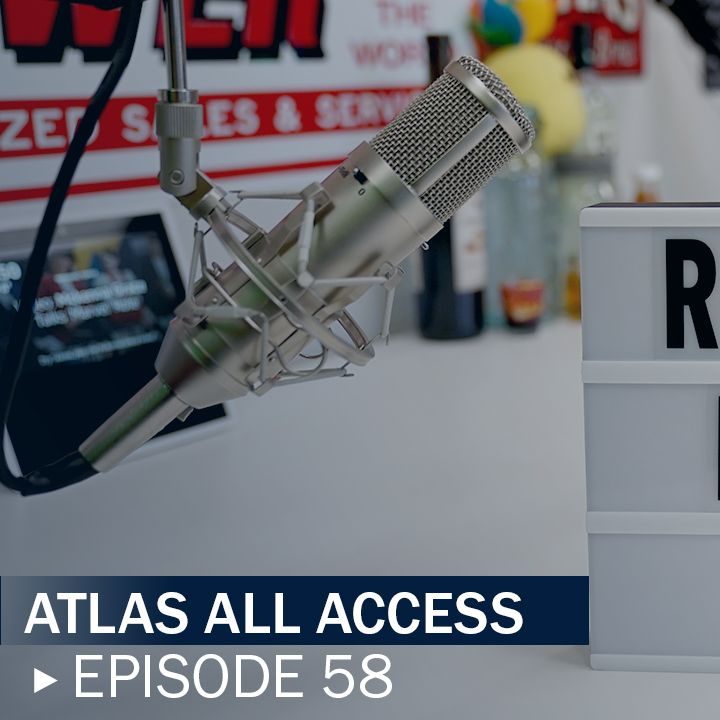 Atlas All Access #58 - Resume Building For Healthcare Travelers SC