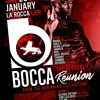 Download Greg S. b2b Ricardo @ Bocca Reunion in La Rocca (Ballroom) 25-1-2019 Mp3