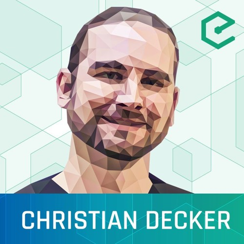 #273 Christian Decker: Lightning Network - The Road to Scaling Bitcoin