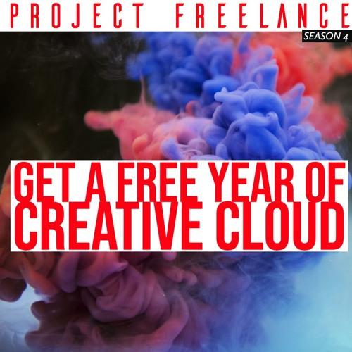 A Free Year Of Adobe Creative Cloud?!