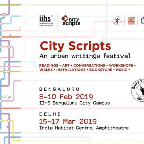 City Scripts - (m)Apping Urban Culture - Technology And The City With Aditi Surie