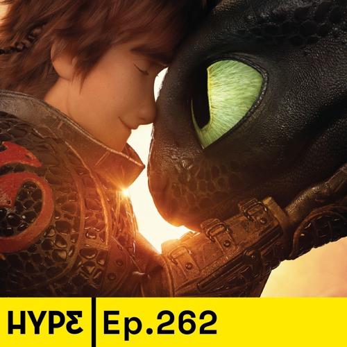 Podcast 262: Nuevo trailer de Avengers: Endgame, Cómo entrenar a tu dragón 3, ¿el título del Ep IX?