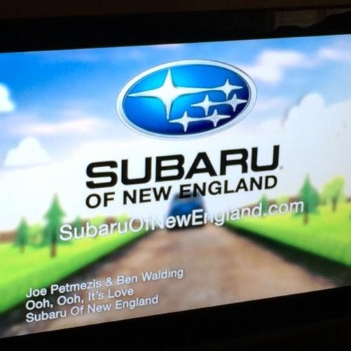 Subaru Of New England >> Ooh Ooh It S Love 2014 Subaru Of New England Jingle By