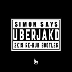 Simon Says [Uberjakd 2k19 Re-Rub On them Titties] - Pharaohe Monch