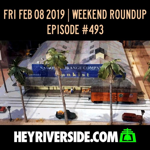 EP0493 FRIDAY FEBRUARY 8TH - WEEKEND ROUNDUP