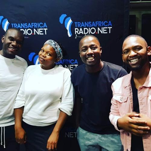 South African Entrepreneurs Clive Hlabathi & Micheal Khoza On The Urban Echo 02/02/2019