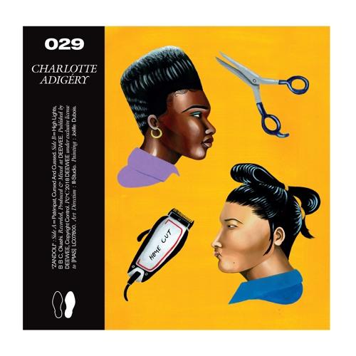 CHARLOTTE ADIGÉRY 'ZANDOLI' EP DEEWEE029