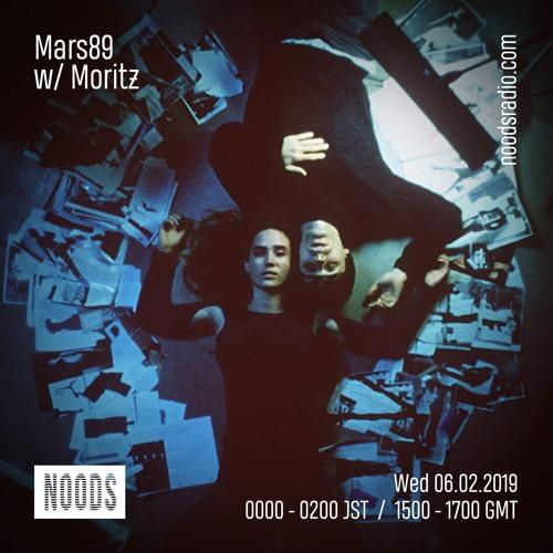 Noods Radio Show with Moritƶ 6FEB2019