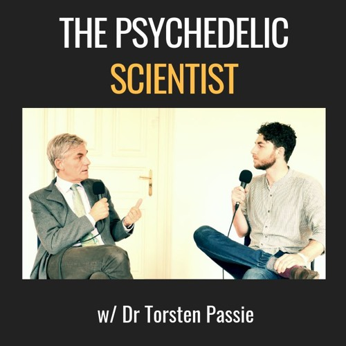 E21| The Psychedelic Scientist, w/ Dr Torsten Passie