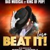 Michael Jackson - Musical  Beat It - Promotion