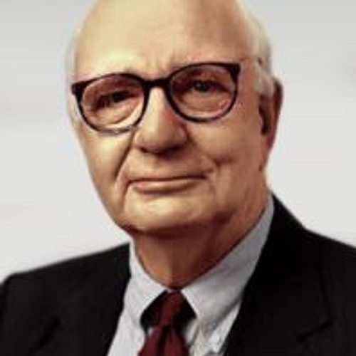 Paul Volcker, the former head of the Federal Reserve Bank, Part I