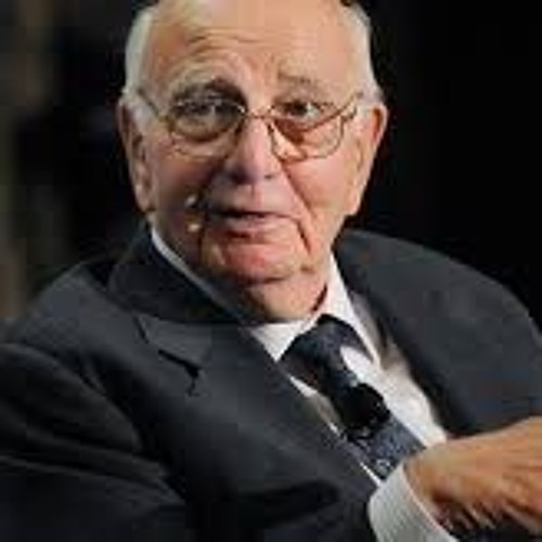 Part II with Paul Volcker, former head of the Federal Reserve Bank