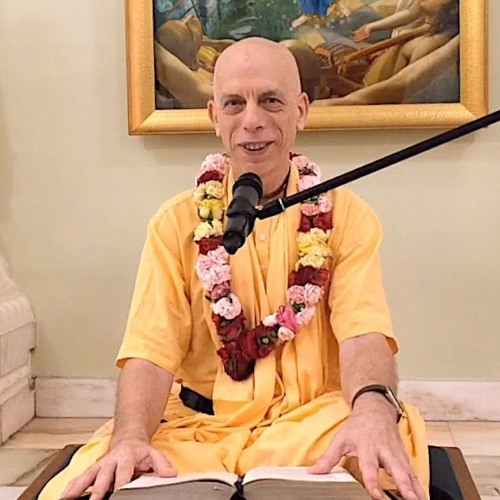 Śrīmad Bhāgavatam class on Thu 8th Feb 2019 by HH Prahaladananda Swami 4.20.17