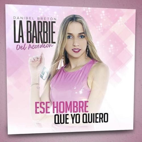 La Barbie Del Acordeon - Ese Hombre Que Yo Quiero @CongueroRD @JoseMambo