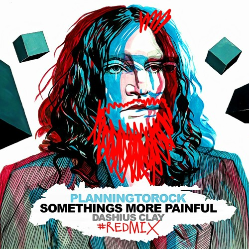 Planningtorock - Somethings More Painful Than Others (feat. Dashius Clay) [#REDmix]