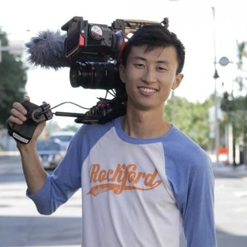"""Minding The Gap"" Director Bing Liu"