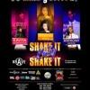 SHAKE IT BABY SHAKE IT PRE-PARTY MIX - DJ K-FLEX x DOUBLE IMPACT SC
